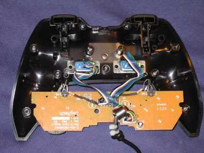 Marko Mäkelä's electronics projects: Connecting Atari VCS 2600 style